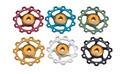 Afbeelding van KCNC Jockey Wheels 10 T