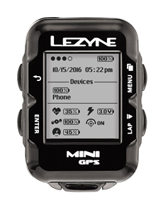 Picture of Lezyne Mini GPS