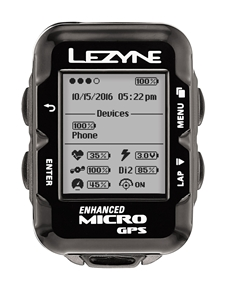 Picture of Lezyne Micro GPS