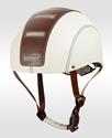 Afbeelding van Halo helmet cream & chocolate