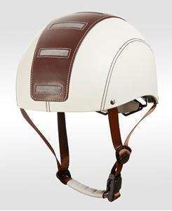 Picture of Halo helmet cream & chocolate